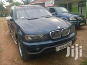 BMW X5 2002 4.6 IS Blue | Cars for sale in Central Region, Kampala