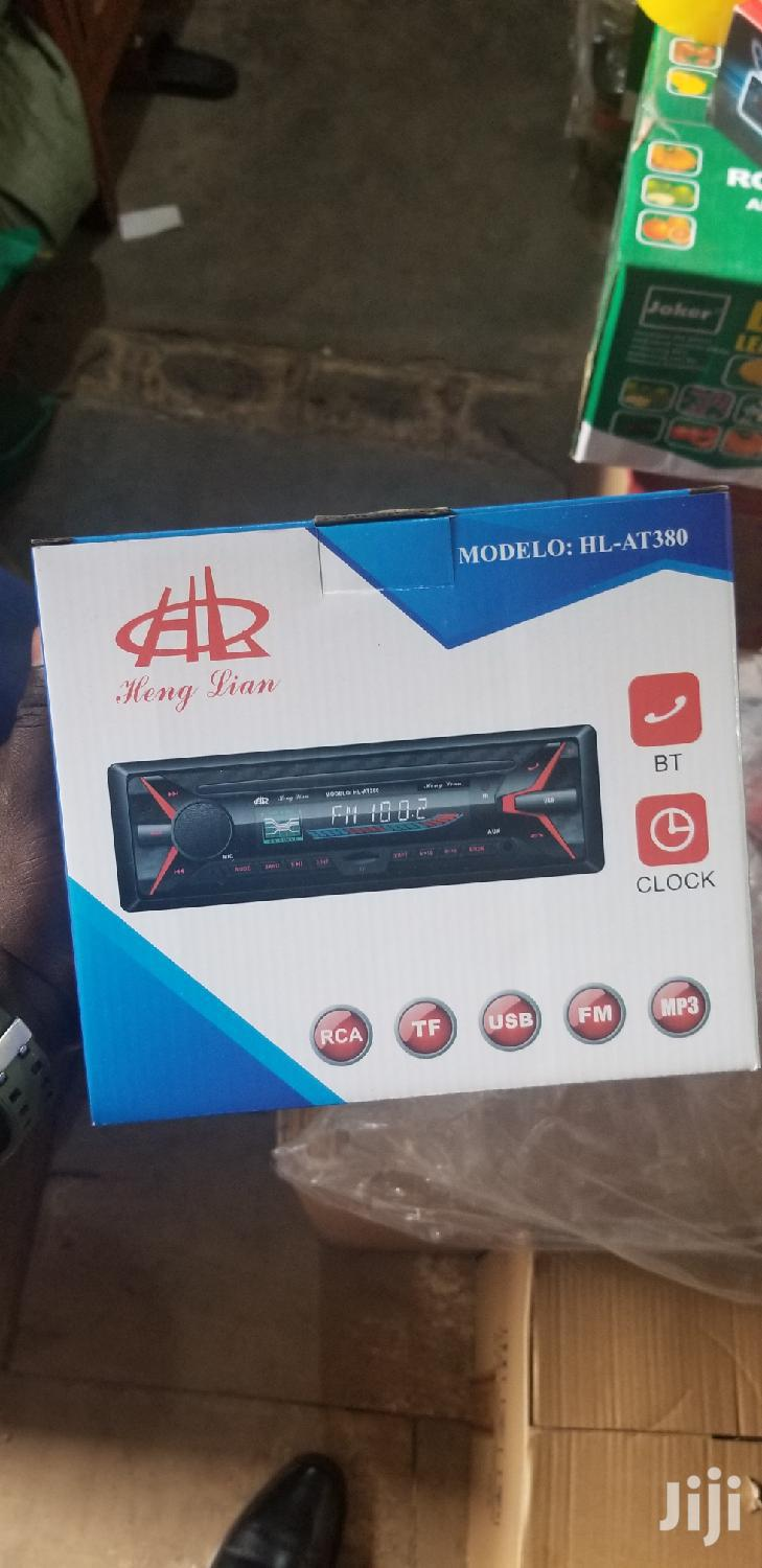 Car Radio With Bluetooth   Vehicle Parts & Accessories for sale in Kampala, Central Region, Uganda